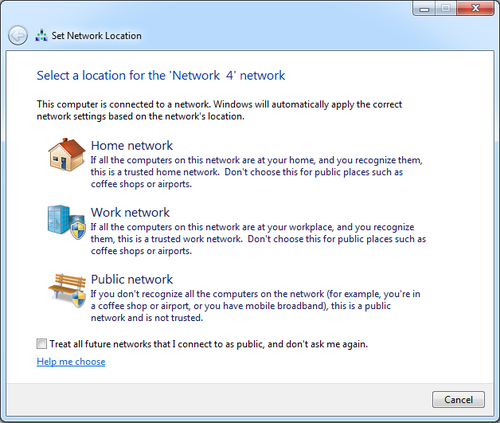 Network shares not working on Windows 7 and net use/view gives error code 53